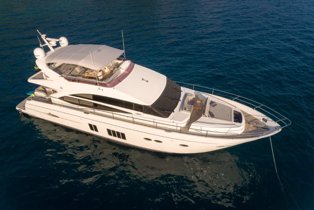 princess-72-2011-st-charter-croatia